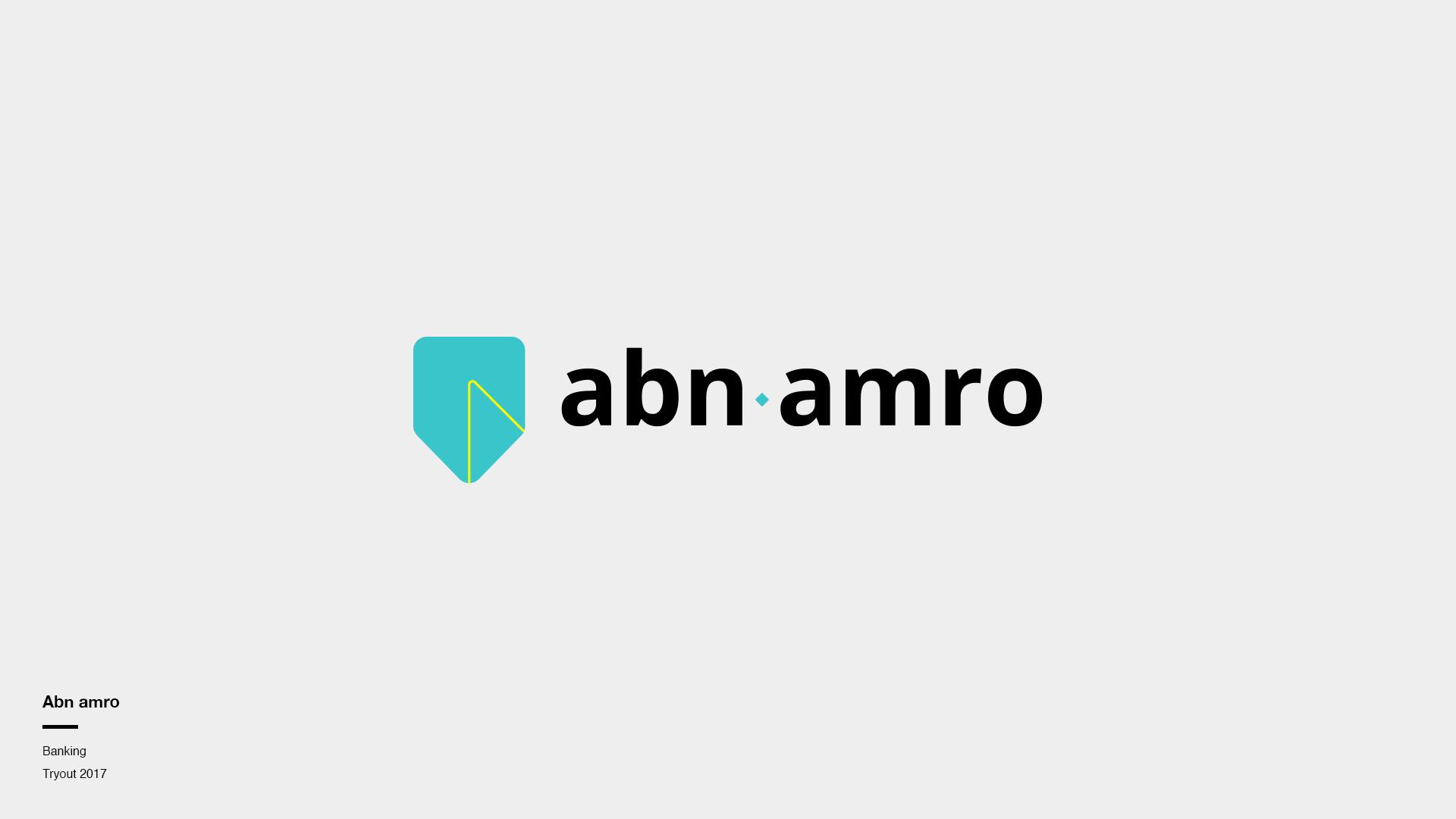 Logo Abn Ambro