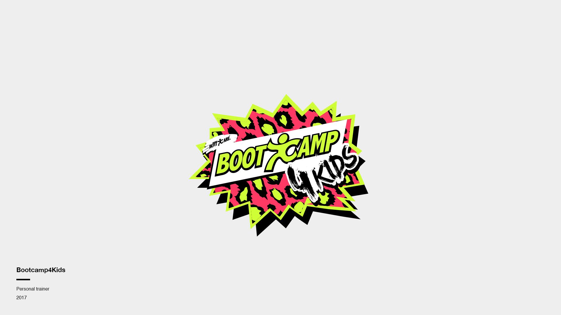 Logo Bootcamp4Kids