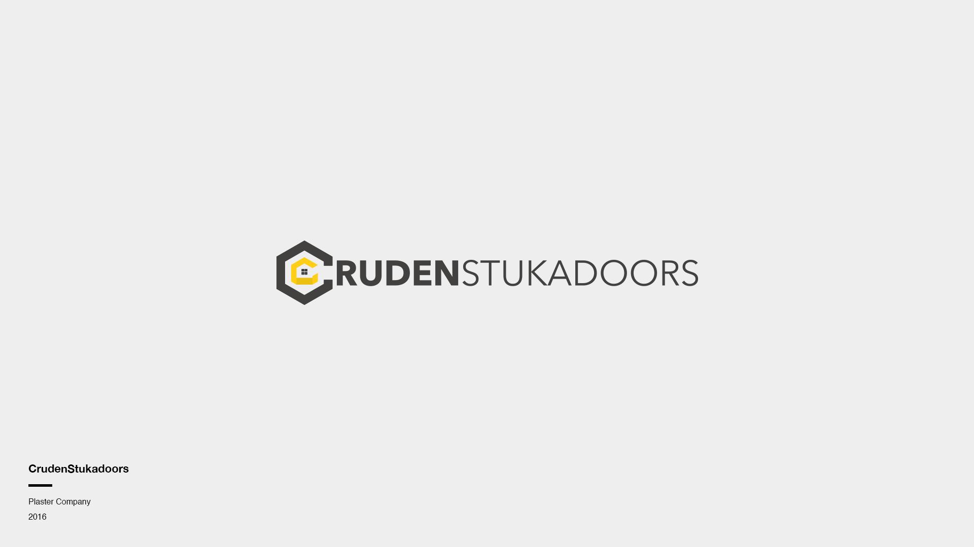 Logo Cruden Stukadoors