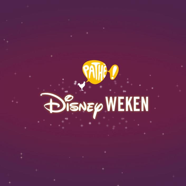 Pathe Disney Weken